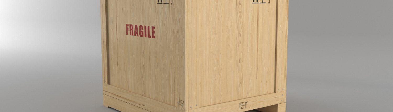 Mediniu deziu gamyba tarptautiniam transportavimui